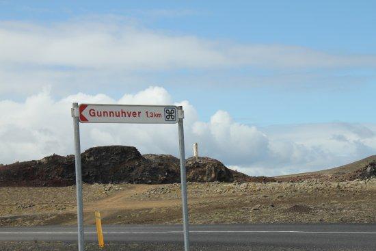 Grindavik, Islândia: Gunnuhver Hot Springs