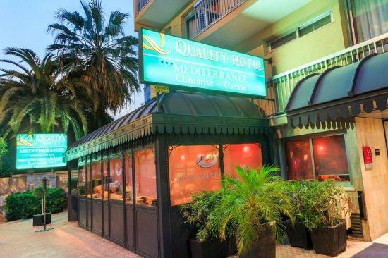 Quality Hotel Mediterran U00e9e  Menton    Voir Les Tarifs  258