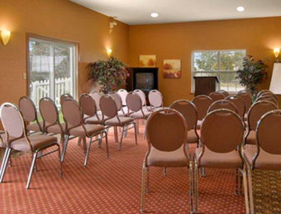 Cornwall, Canada: Meeting Room