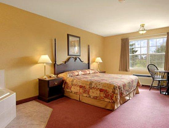 คอร์นวอลล์, แคนาดา: Jacuzzi Suite