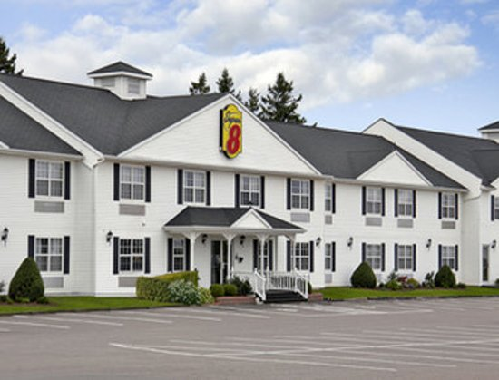 Cornwall, Canada: Welcome to the Super 8 Charlottetown