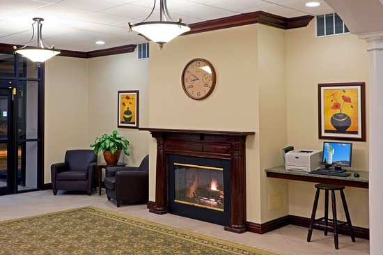 Holiday Inn Oneonta: Business Center