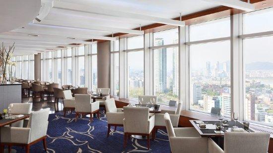 InterContinental Seoul COEX: Sky Lounge
