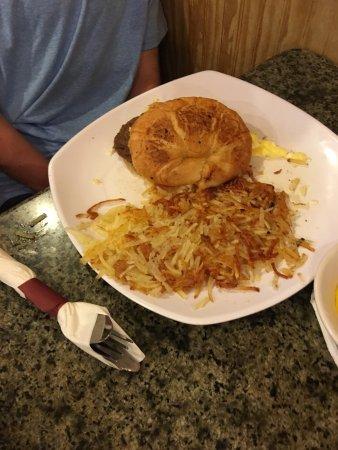 New Port Richey, FL: croissant sandwhich