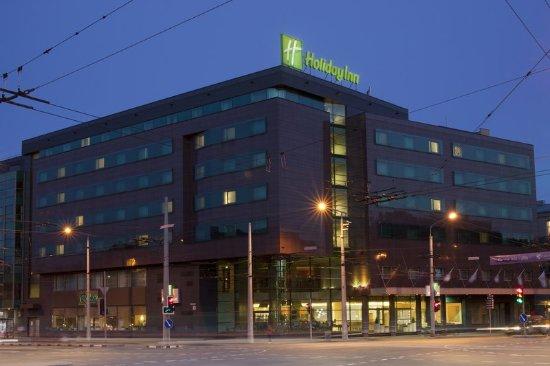 Night at Holiday Inn Vilnius