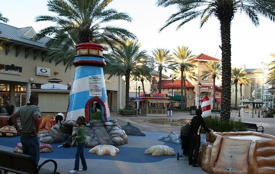 Holiday Inn Express Destin E - Commons Mall Area: Area Attractions