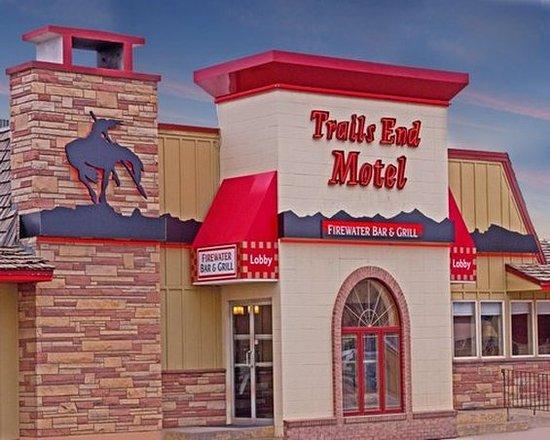 Trails End Motel Sheridan: Rsz Fw
