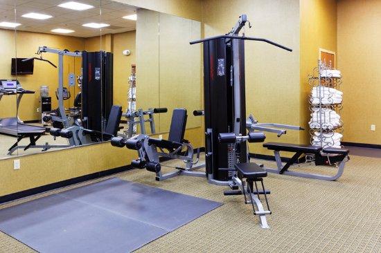 เบตสวิลล์, มิซซิสซิปปี้: Fitness Center