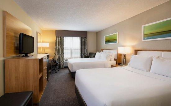 Sherwood Park, Kanada: Standard Two Queen Room