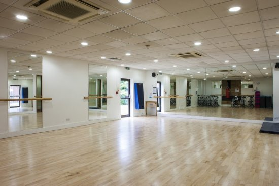 Newton Le Willows, UK: Fitness Center