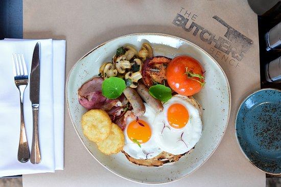 Glen Waverley, Australia: Breakfast.