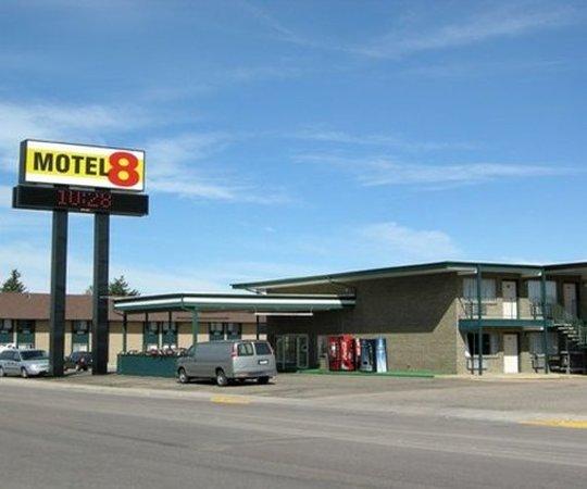 Rsz Motel Laramie Exterior