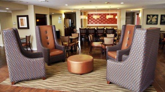 Tifton, Джорджия: Hotel Lobby