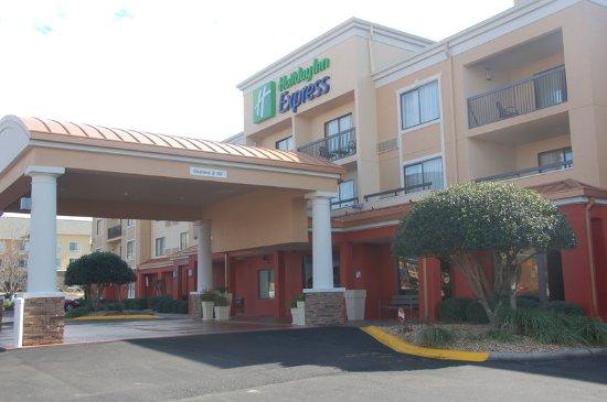 Tifton, Джорджия: Hotel Exterior