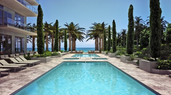 Surfside, FL: GBSOceanfront Beachfront Pool