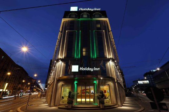Holiday Inn Milan - Garibaldi Station: Exterior Feature