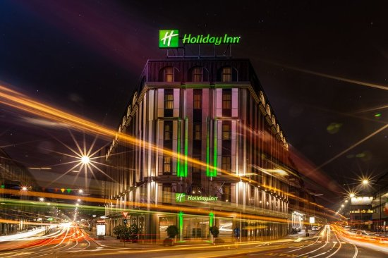 Holiday Inn Milan - Garibaldi Station: Hotel Exterior
