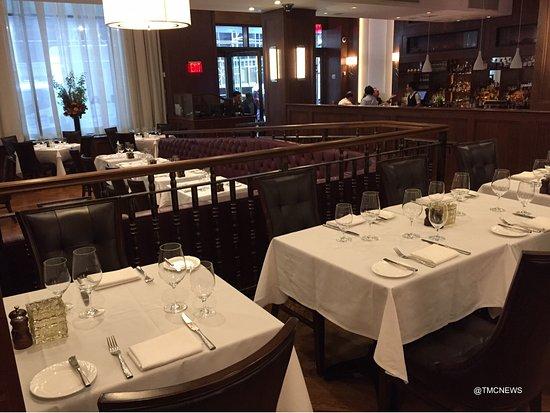 Benjamin Prime Steak House main dining