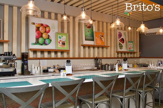 Warrens, Barbados: Brito's Eat Fit Avenue
