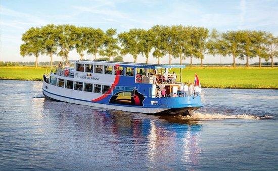 Alphen aan den Rijn, Belanda: Rondvaarten