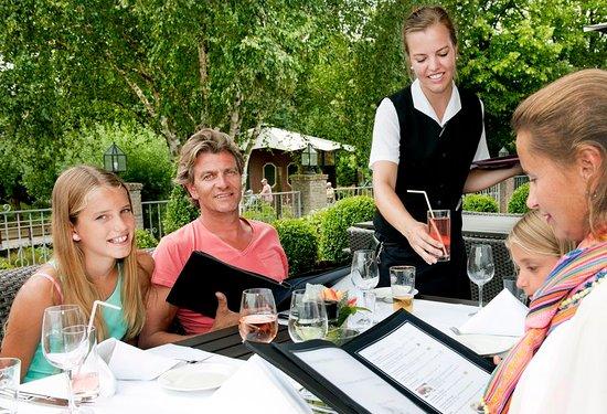 Alphen aan den Rijn, Belanda: Terras ALa Carte Restaurant