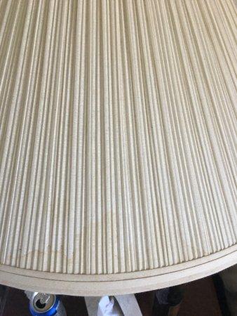บีเวอร์ตัน, ออริกอน: Dirt lamp shade lamp 1