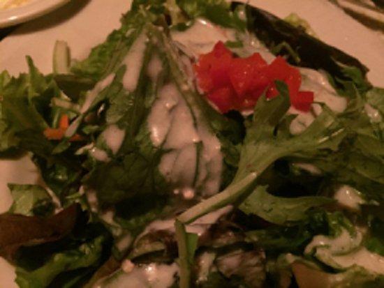 Kings Beach, Californië: salad