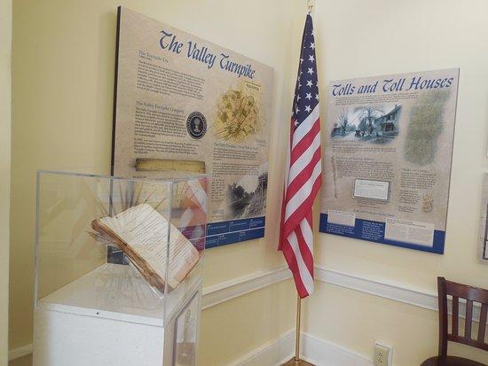 Harrisonburg, VA: The Valley Turnpike Museum