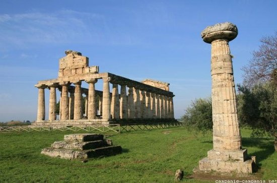 Half-Day Trip to Paestum from Amalfi