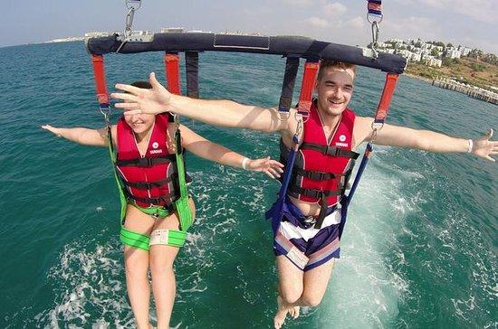 Punta Cana Parasailing Adventure, Shark and Stingray Encounter