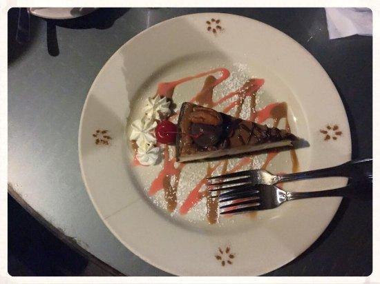 Ocean Front Restaurant: Cheesecake