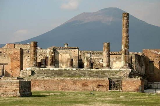 Half-Day Trip to Pompeii from Amalfi ...