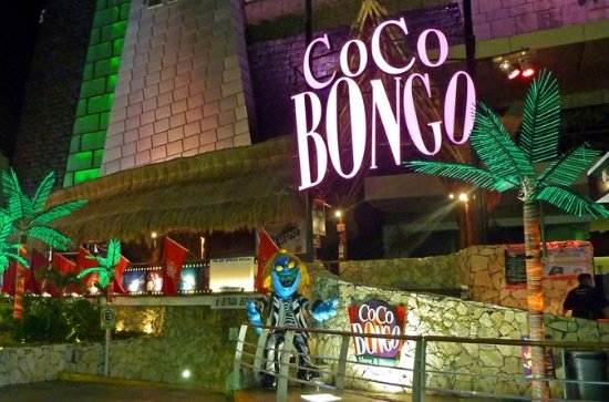 Coco Bongo Skip-the-Line Access with...