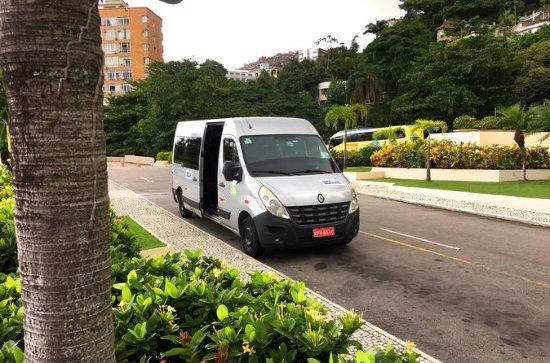 Shared Shuttle to Ilha Grande from Rio de Janeiro