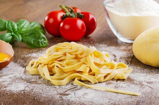 Clase de cocina italiana sin gluten en Roma