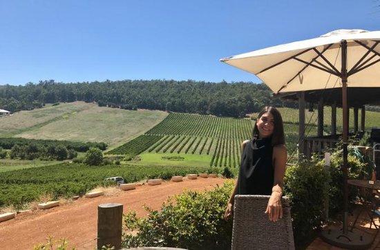 Kleingruppen Bickley Valley Wine Tour
