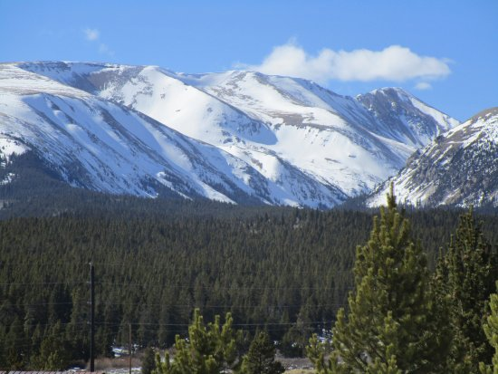 Alma, CO: Book a room withthis view today.