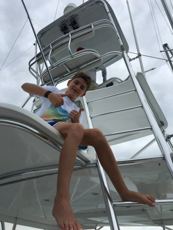 Golfo de Papagayo, Costa Rica: Fun with Capt Jesus