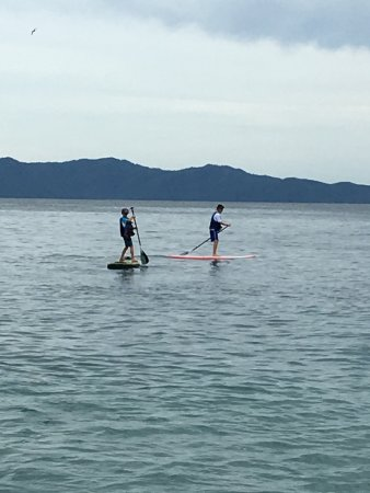 Golfo de Papagayo, Costa Rica: Paddle boarding