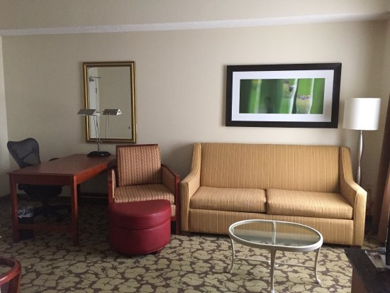 Hilton Garden Inn Minneapolis / Bloomington: 2017 July