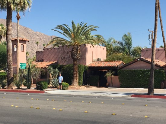Hotel California: Such a lovely place!