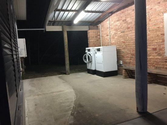 Wisemans Ferry, Australia: Washing machine