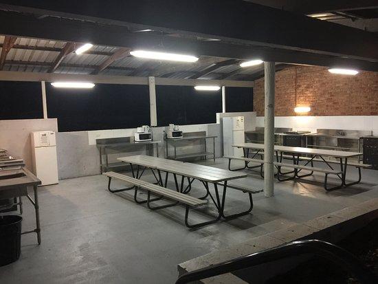 Wisemans Ferry, Australia: Kitchen