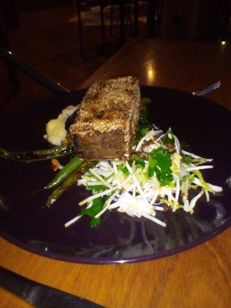 Auburn, Australia: Main: Square of lamb