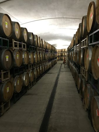 Cloverdale, Kalifornia: Wine Cave