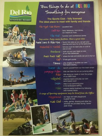 Wisemans Ferry, Australia: Brochure