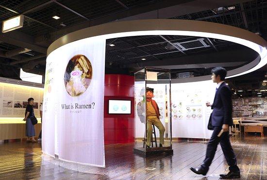 新横浜ラーメン博物館, Museum What is Ramen?
