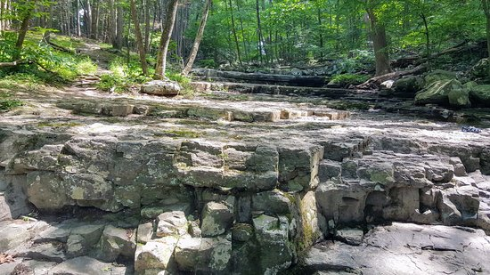 Ringing Rocks County Park Address