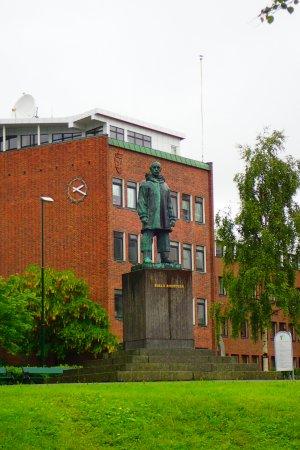 Roald Amundsen Monument