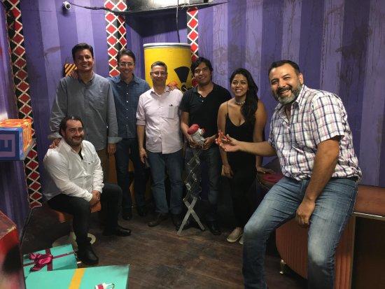 Juriquilla, Mexico: Teambuilding en Breakout